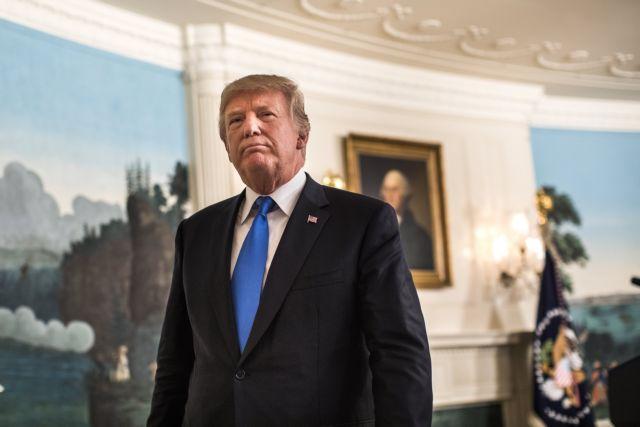 Ρήξη ή συμβιβασμός; Το δίλημμα του Τραμπ για τη συμφωνία με το Ιράν   tovima.gr