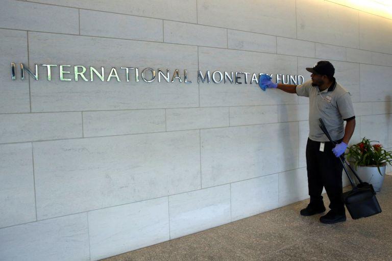 ΔΝΤ: Χωρίς ελάφρυνση χρέους δεν συμμετέχουμε στο πρόγραμμα της Ελλάδας | tovima.gr