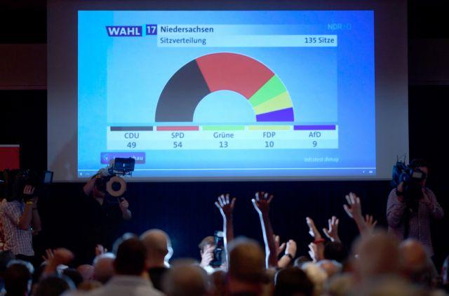 Γερμανία: Νίκη για το SPD στην Κάτω Σαξονία | tovima.gr