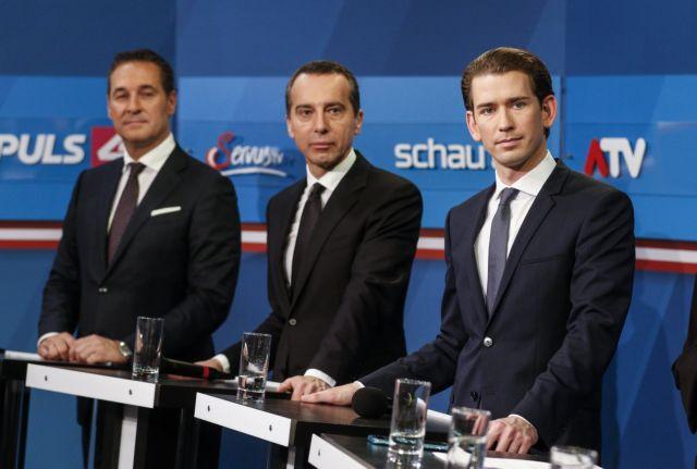 Αυστρία: Το ακροδεξιό μόρφωμα πιθανός κυβερνητικός εταίρος Κουρτς   tovima.gr