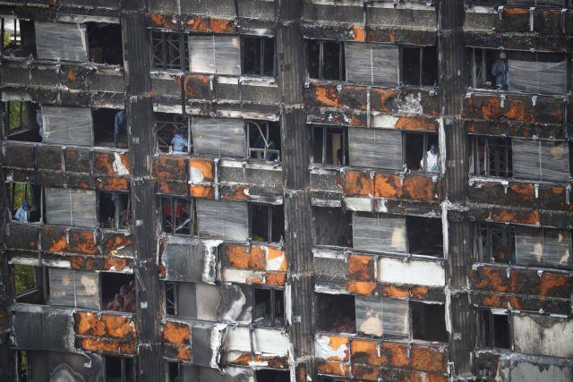 Βρετανία: Δημοπρασία έργων τέχνης για τους επιζώντες του Grenfell Tower   tovima.gr