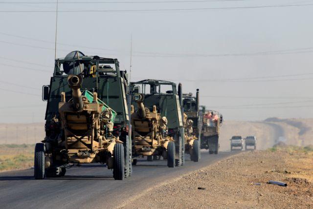 Κατέλαβαν πετρελαϊκές εγκαταστάσεις στο Κιρκούκ τα ιρακινά στρατεύματα | tovima.gr