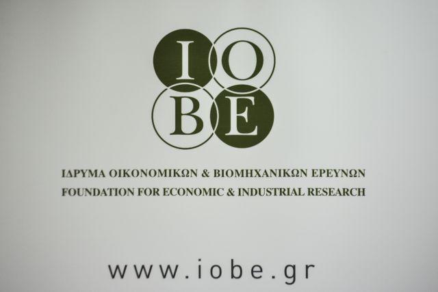 Economic, Industrial Research Foundation: improved economic climate in April | tovima.gr