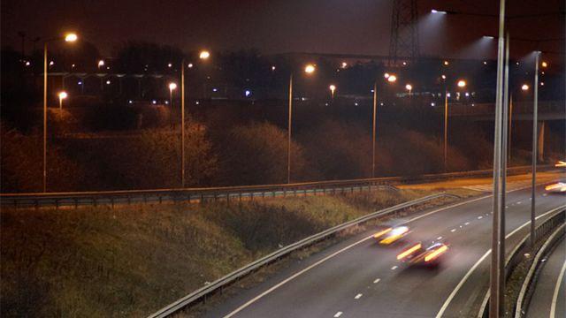 Τα πρώτα «έξυπνα» φωτιστικά LED σε ελληνικό αυτοκινητόδρομο | tovima.gr