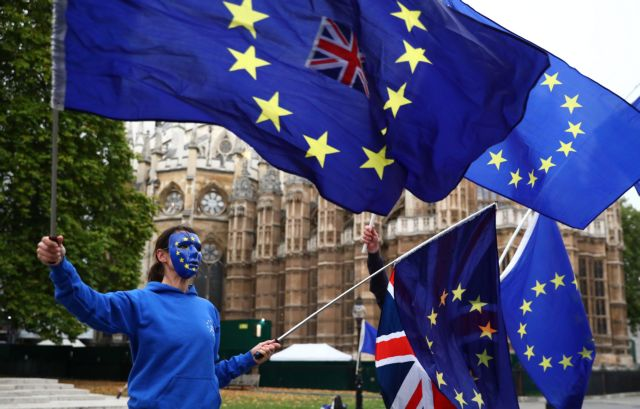 EE: Πράσινο φως για τη δεύτερη φάση διαπραγμάτευσης του Brexit | tovima.gr