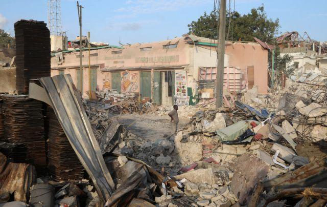 Σομαλία: Επιδρομή δυνάμεων των ΗΠΑ κατά τζιχαντιστών   tovima.gr