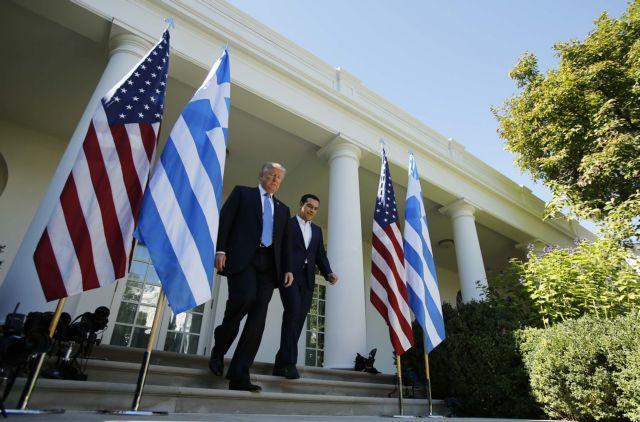 Τι είπαν, τι συμφώνησαν Τσίπρας – Τραμπ | tovima.gr