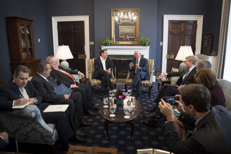 Τσίπρας: Εντατικοποίηση διαλόγου με τις ΗΠΑ για τις περιφερειακές εξελίξεις | tovima.gr