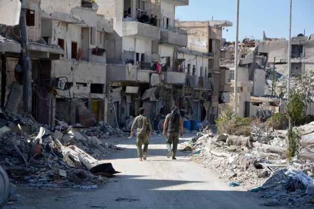 Ιράν: Το τέλος του Ισλαμικού Κράτους σε Συρία και Ιράκ | tovima.gr