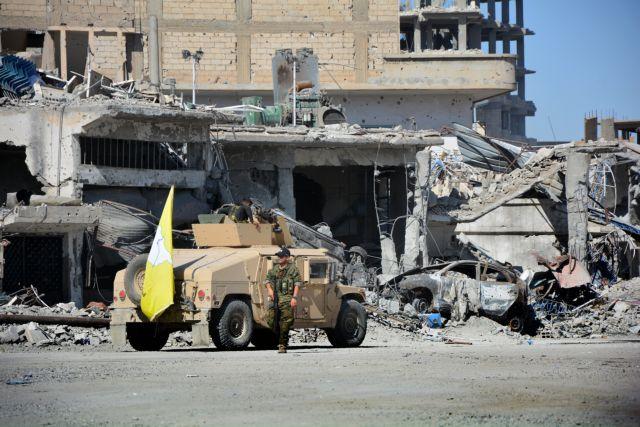 Το ISIS έχασε και την αλ Καριατάιν από τα συριακά στρατεύματα | tovima.gr