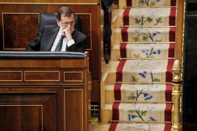 Ισπανία: Παραιτείται ο Ραχόι από πρόεδρος του Λαϊκού Κόμματος | tovima.gr
