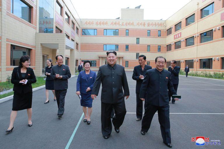 Βόρεια Κορέα: Ευθύνη των ΗΠΑ η χειρότερη από ποτέ κατάσταση | tovima.gr