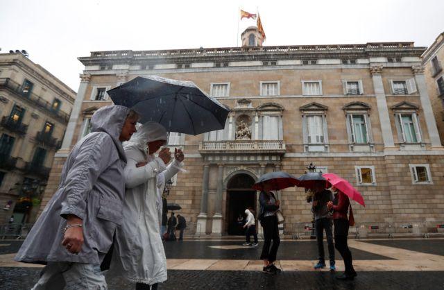 Καταλωνία: Τι προβλέπει το άρθρο 155 του ισπανικού συντάγματος   tovima.gr