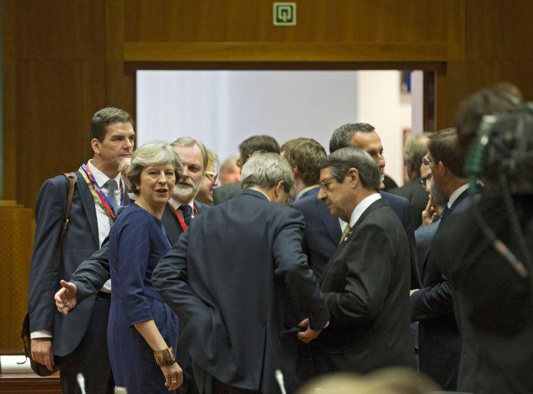 Σύνοδος Κορυφής: Πρόοδος στο Brexit – Διγλωσσία για Καταλωνία   tovima.gr