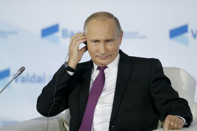 Πούτιν: Οι ΗΠΑ θέλουν να μας εκτοπίσουν από την ενεργειακή αγορά της Ευρώπης   tovima.gr