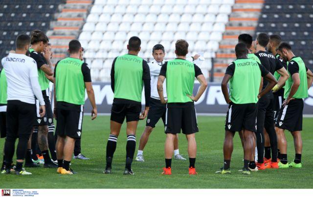 Super League: Η αποστολή του ΠΑΟΚ για το ματς με τον Απόλλωνα | tovima.gr