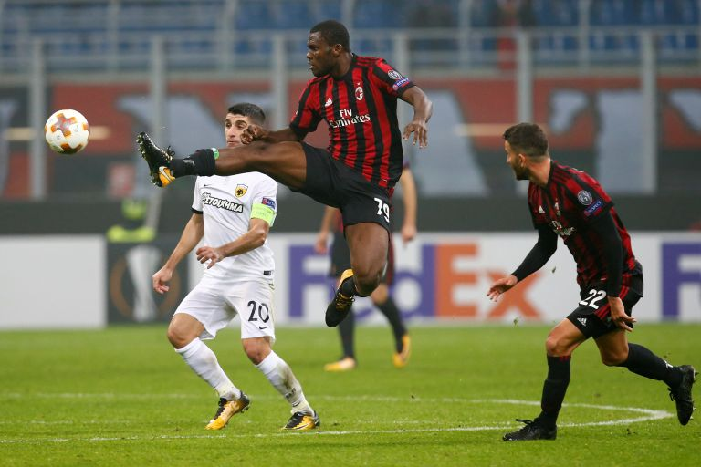 Europa League: Μίλαν – ΑΕΚ 0 – 0   tovima.gr