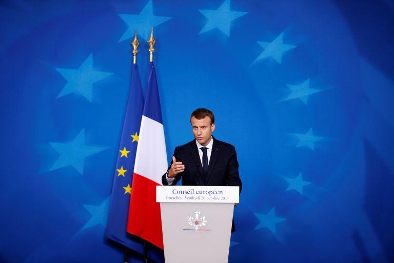 Μακρόν: Ο απομονωτισμός των ΗΠΑ καθιστά αναγκαία την ενότητα της Ευρώπης | tovima.gr
