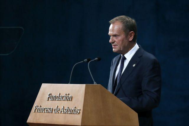 Ο Τουσκ ζητά σύνοδο κορυφής για τις μεταρρυθμίσεις στην ευρωζώνη | tovima.gr