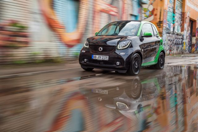 Smart Fortwo Electric Drive: Παράθυρο στο μέλλον   tovima.gr