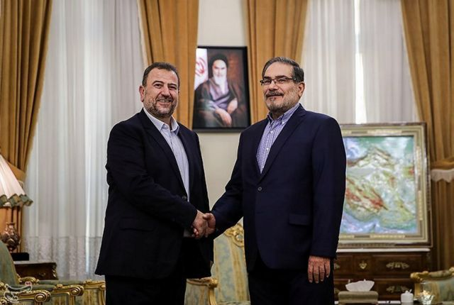 Χαμάς:»Οχι» στους όρους Νετανιάχου, επιμένει σε καλές σχέσεις με Ιράν   tovima.gr