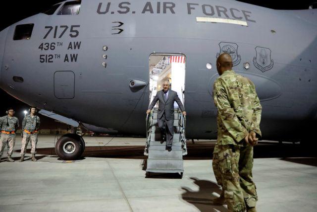 Καναδάς: Αναστέλλει τη στρατιωτική βοήθεια στο Ιράκ | tovima.gr