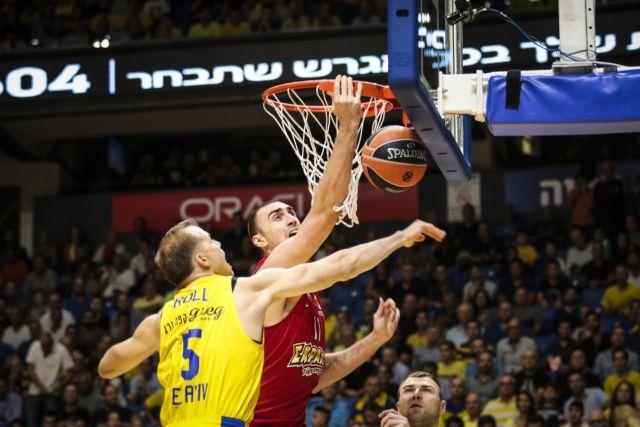Μεγάλη νίκη του Ολυμπιακού με 69-68 τη Μακάμπι στο Τελ Αβίβ   tovima.gr
