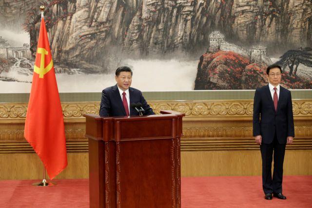 Νέα ηγεσία και ιστορική καμπή για το ΚΚ Κίνας | tovima.gr
