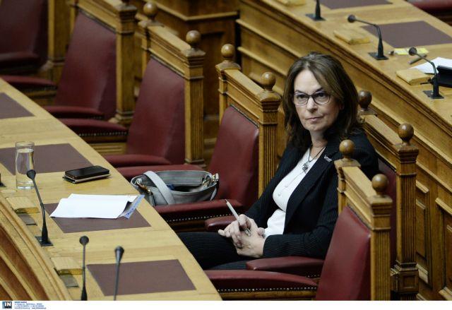 Παπανάτσιου: Η ΝΔ διευκολύνει τους μεγάλους φοροφυγάδες | tovima.gr
