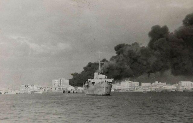 Ιστορικός περίπατος του Δήμου Πειραιά στα ίχνη του βομβαρδισμού της πόλης | tovima.gr
