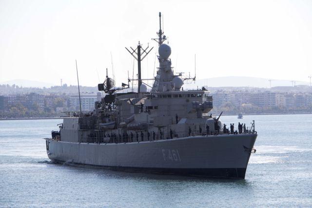 Θεσσαλονίκη: Ζητούν παράταση της παραμονής του «Αβέρωφ» | tovima.gr