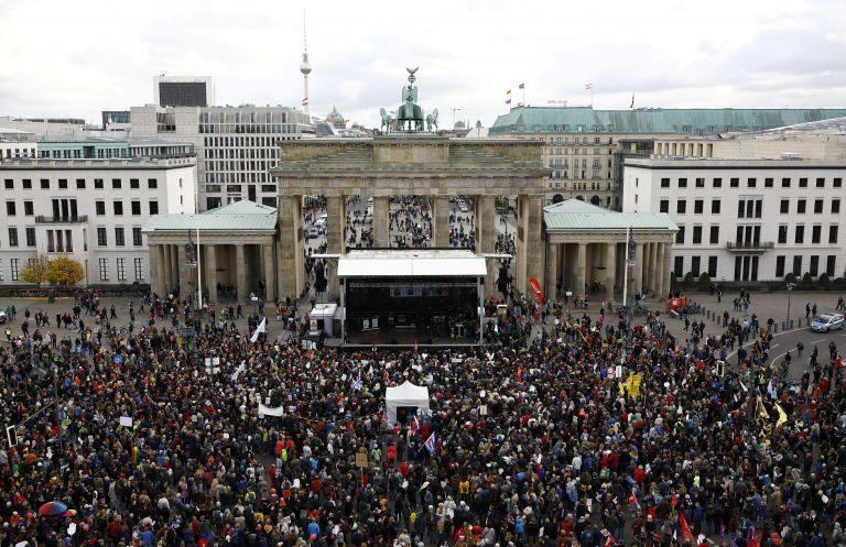 Γερμανία: Ανεβασμένο το ποσοστό Πρασίνων – Κάμψη για AfD | tovima.gr