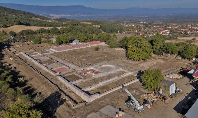 Ανοίγει για το κοινό τον Μάιο το ανάκτορο των Αιγών, στη Βεργίνα | tovima.gr