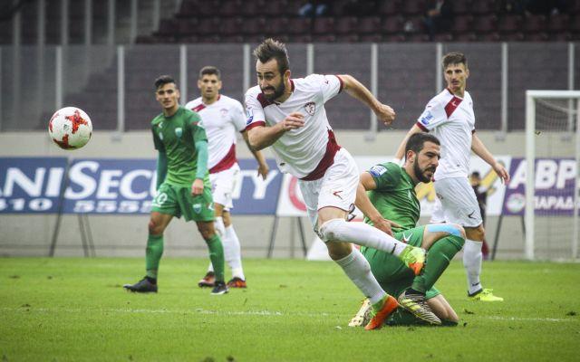 Super League: Με γκολ του Ναζλίδη στο 95′ η Λάρισα 1-0 τον Λεβαδειακό | tovima.gr