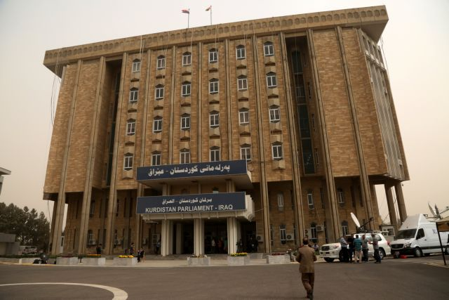 Βόρειο Ιράκ: Εισβολή ενόπλων κατά κουρδικών δυνάμεων | tovima.gr