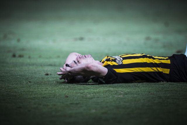 ΑΕΚ: Χειρουργήθηκε στο γόνατο ο Πέτρος Μάνταλος | tovima.gr