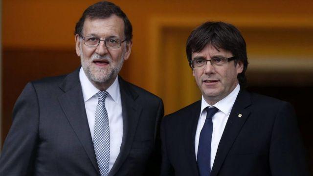 Ραχόι vs Πουτζδεμόντ σει μια άνευ προηγουμένου κρίση στην Ισπανία | tovima.gr