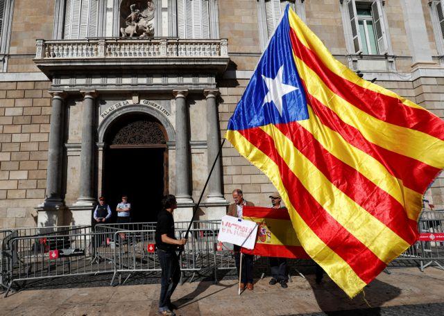 Επαφές Αθήνας – Μαδρίτης για το θέμα της Καταλωνίας   tovima.gr