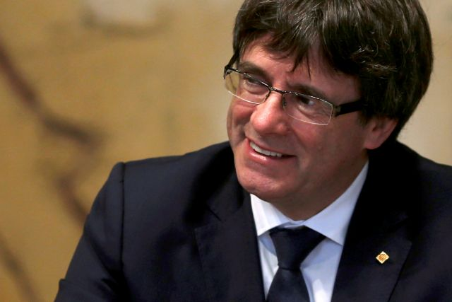 Ο Πουτζδεμόντ «δεν σκοπεύει να κρυφτεί στο Βέλγιο» | tovima.gr