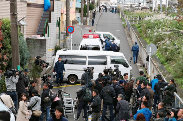 Ιαπωνία: Ομολόγησε ο δράστης των εννέα φόνων | tovima.gr
