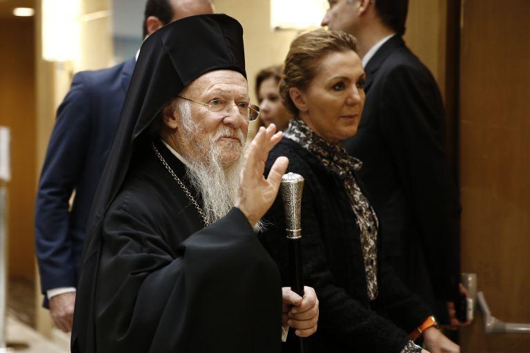 Μαξίμου: Συνάντηση Τσίπρα με τον Οικουμενικό Πατριάρχη | tovima.gr