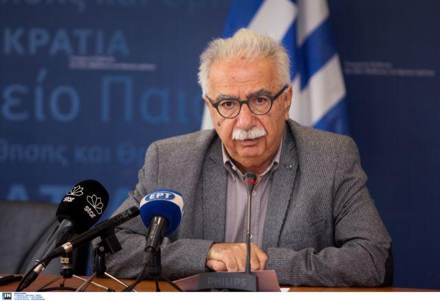 Επτά νέα βιβλία αλλά και αλλαγές σε παλιά υπέγραψε ο  Γιαβρόγλου | tovima.gr