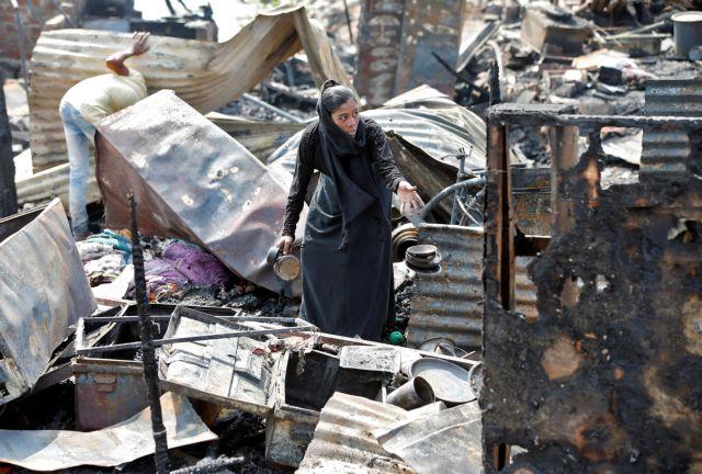 Ινδία: Δεκάδες νεκροί από ισχυρή έκρηξη σε μονάδα παραγωγής ενέργειας   tovima.gr