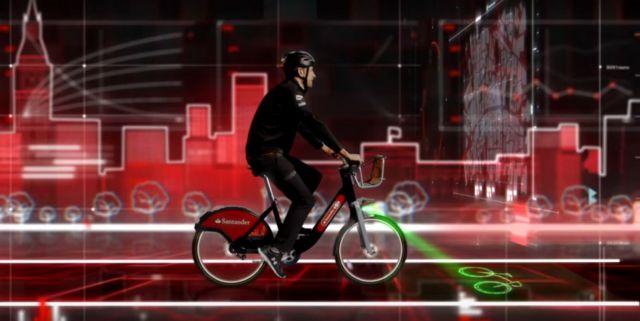 Τα φουτουριστικά ποδήλατα του Λονδίνου   tovima.gr