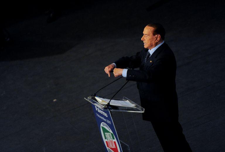 Μπερλουσκόνι: Η κεντροδεξιά θα κερδίσει τις εκλογές   tovima.gr