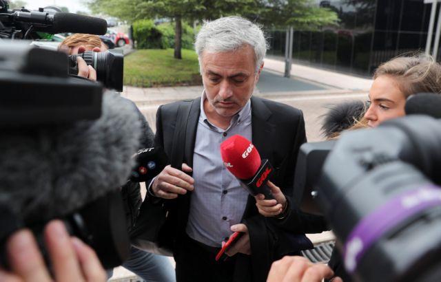 Στο δικαστήριο ο Μουρίνιο για υπόθεση φοροδιαφυγής | tovima.gr