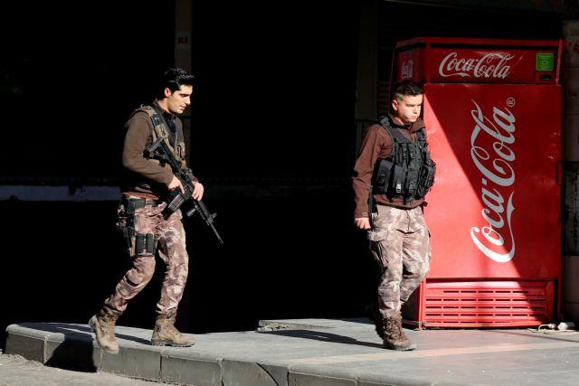 Τουρκία: Συνελήφθησαν 100 ύποπτοι για διασυνδέσεις με το ΙΚ | tovima.gr