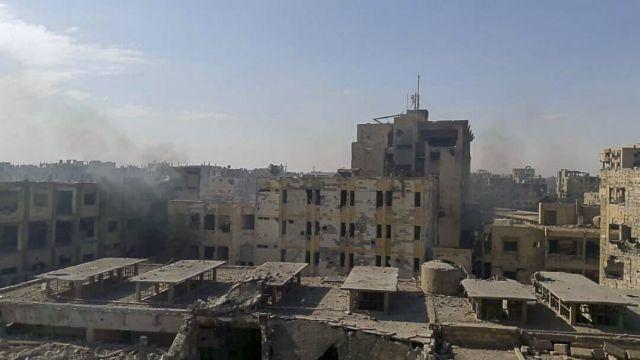 Στην αντεπίθεση το ISIS για ανάκτηση εδαφών | tovima.gr