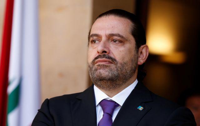 Λίβανος: Δεν έχει γίνει δεκτή ακόμη η παραίτηση Χαρίρι   tovima.gr