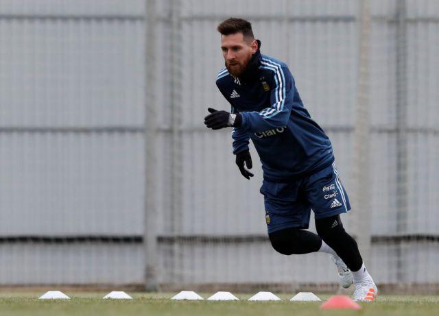 Μέσι: «Δεν θα ήθελα την Ισπανία στον ίδιο όμιλο» | tovima.gr